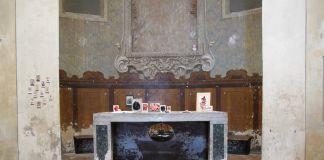 Marcella Vanzo. Secreto. Exhibition view at Chiesa di San Carlo e Sant'Agata, Reggio Emilia 2017