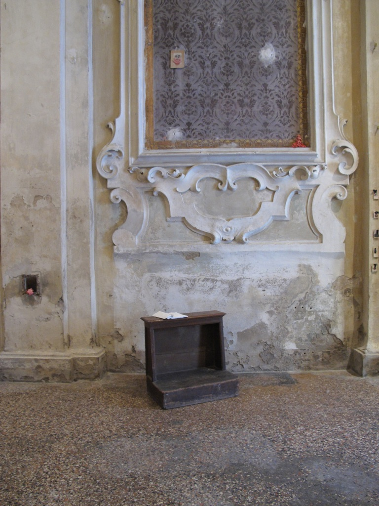 low priced 1d164 5363b Marcella Vanzo. Secreto. Exhibition view at Chiesa di San ...