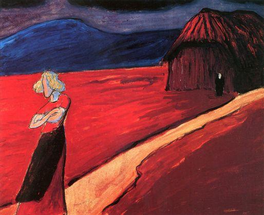 Marianne Werefkin, Atmosfera tragica, 1910