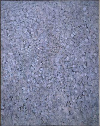 Mark Tobey, Northwest Drift, 1958. Tate, Londra. © 2017 Mark Tobey _ Seattle Art Museum, Artists Rights Society (ARS), New York