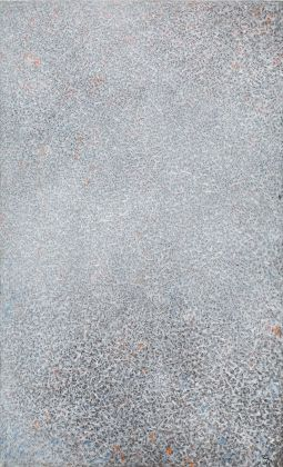 Mark Tobey, White World, 1969. Hirshhorn Museum and Sculpture Garden, Smithsonian Institution, Washington, DC. © 2017 Mark Tobey _ Seattle Art Museum, Artists Rights Society (ARS), New York