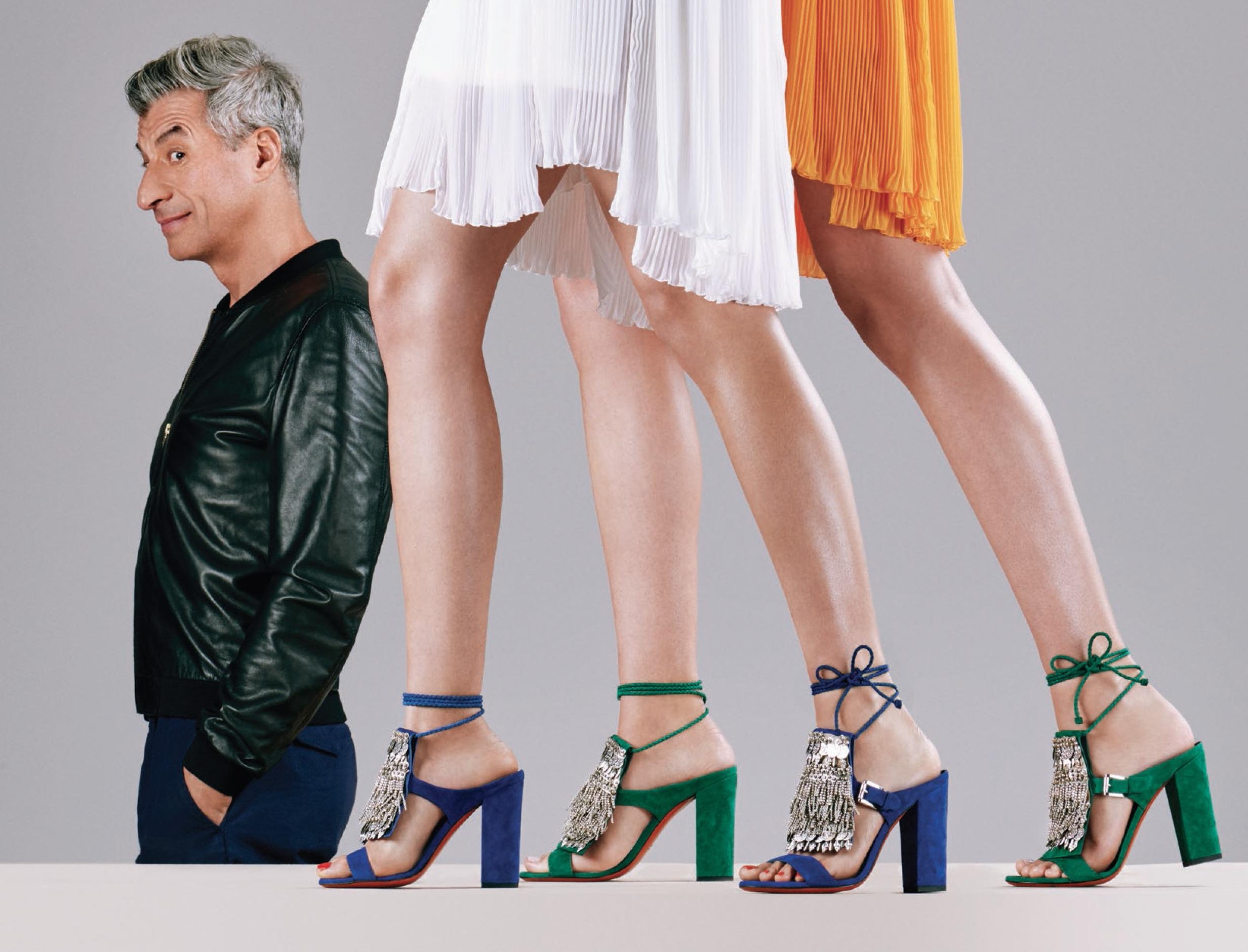 Cattelan le sneaker e la pubblicità per santoni artribune