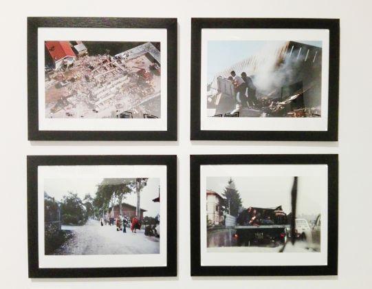 Mauro Galligani, Immagini del terremoto di Maiano, Friuli Venezia Giulia, 1976