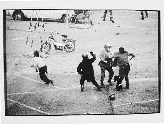 Mauro Galligani, Rivolta nel carcere di San Vittore, Milano, 1969
