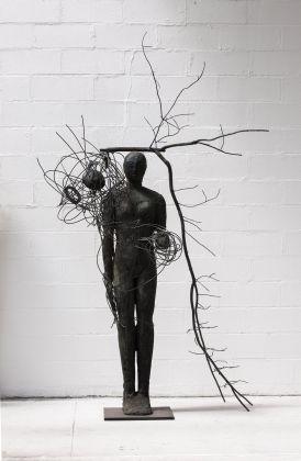 Mimmo Paladino Senza titolo, 2016, bronzo, cm 277 x 170 x 110