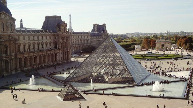 Musée du Louvre, Parigi