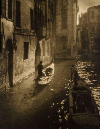 Nicola Perscheid. Grand Canal, Venice, 1929. Museum für Kunst und Gewerbe Hamburg, CC0