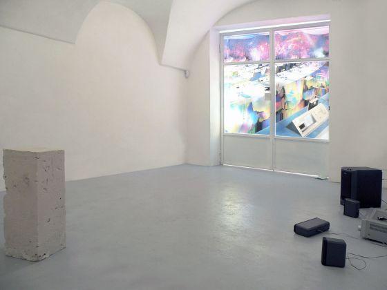 Non tutto è interpretazione. Installation view at Wilson Project Space, Sassari 2015