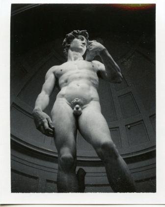 Patti Smith, Michelangelo, David, Florence, 2007