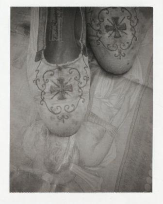 Patti Smith, Slippers of Pope Benedict XV, New York City, 2007
