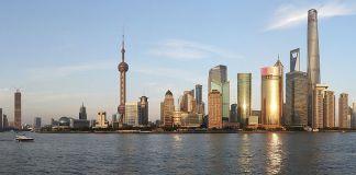 Lo Skyline di Shanghai