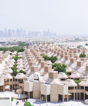 Qatar University in Doha, Qatar Designed by Kamal El Kafrawi, 1974-83 © Markus Elblaus