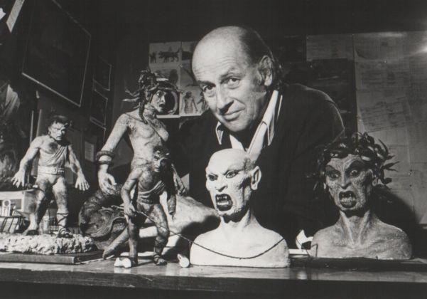 Ray Harryhausen e le creature di Clash of the Titans (1981)