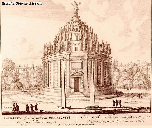 Ricostruzione Mausoleo di Augusto, Roma