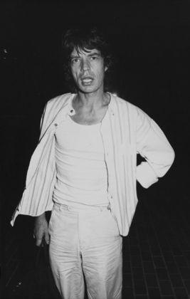 Ron Galella, Mick Jagger, New York City, 08-09-1983 © Ron Galella. Courtesy Photology