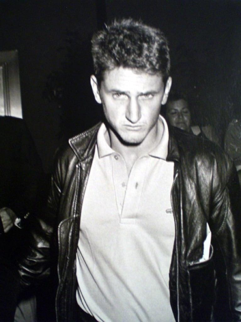 Ron Galella, Sean Penn, New York City, 27-06-1987 © Ron Galella. Courtesy Photology