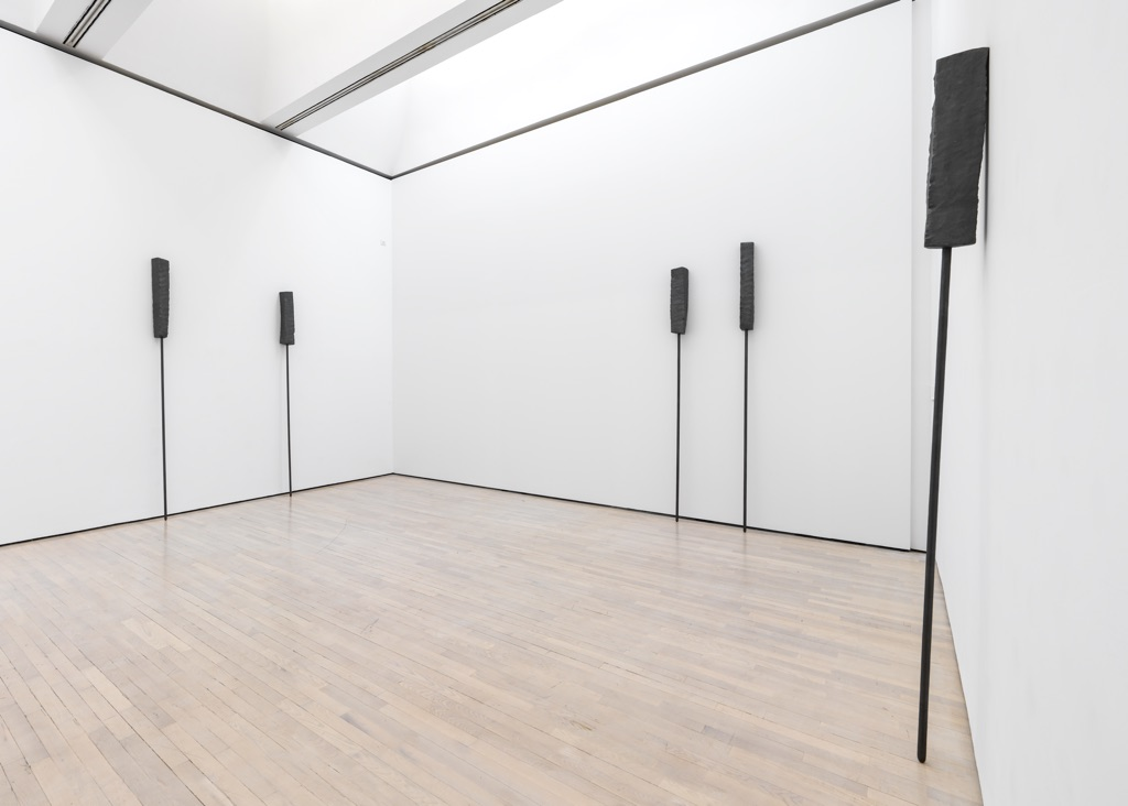 Roni Horn, Post Work III, 1986-87. Panza Collection, Mendrisio