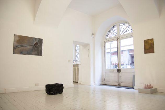 Sacro. Exhibition view at Galleria Opere Scelte, Torino 2017