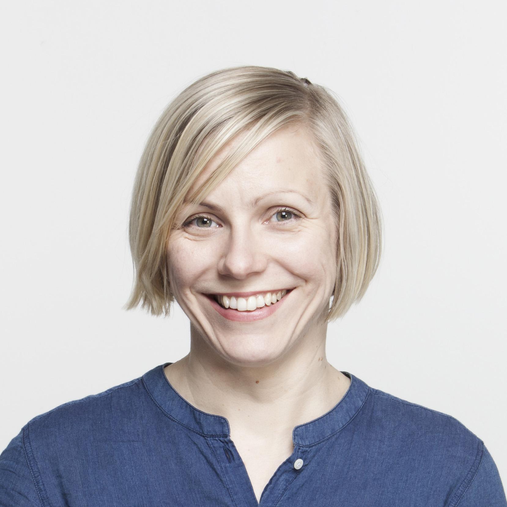 Sanna Hirvonen, Senior Planning Officer al Kiasma Museum of Contemporary Art di Helsinki