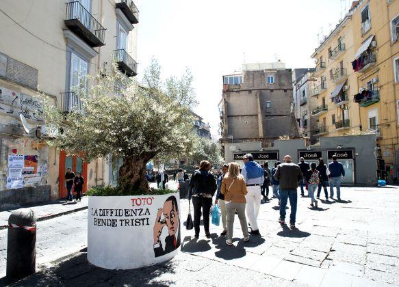 Sky Arte Festival 2017, Napoli