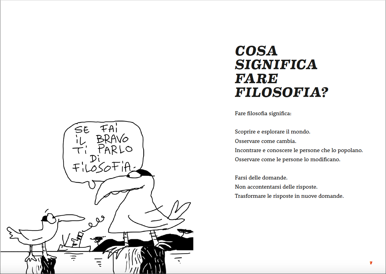 Socrate e i Ludosofici (Corraini Edizioni, 2014)