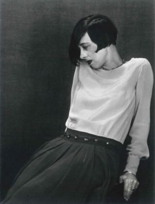 Solita Solano, Parigi, 1927 -® Berenice Abbott