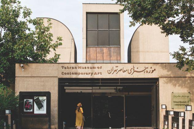 Tehran Museum of Contemporary Art, Iran, designed by Kamran Diba, 1977 © Abbas Kowsari
