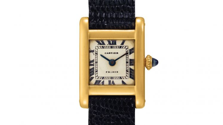 L'orologio Cartier di Jacqueline Kennedy Onassis