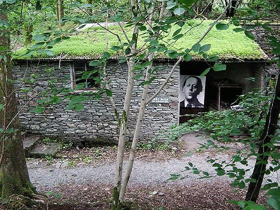 Il Merzbarn nel Lake District