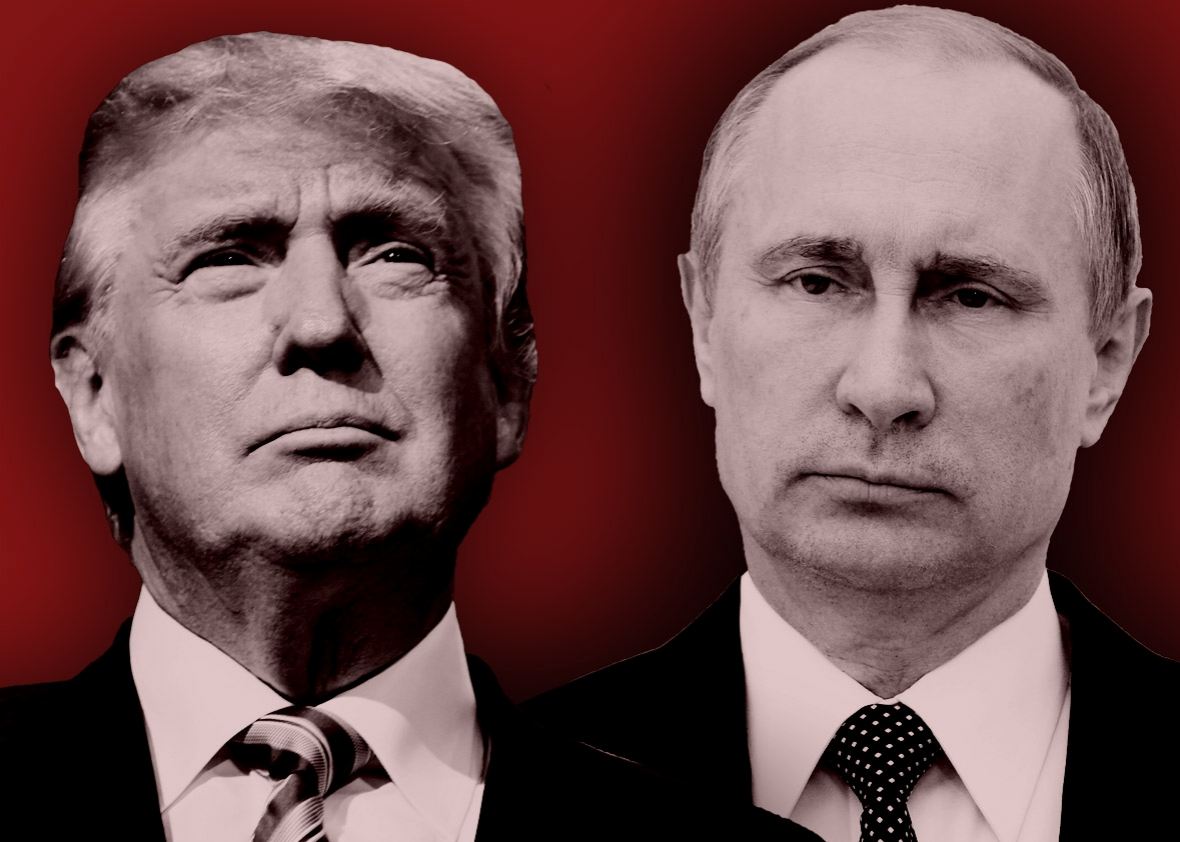 Trump e Putin, foto geopolitica.info