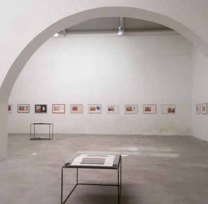 Vincenzo Agnetti. Photo-Graffie. Exhibition view at Fondazione Brodbeck, Catania 2017