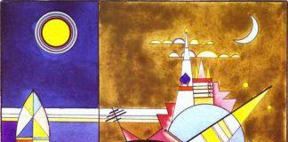 Wassily Kandinsky, Bühnenentwürfe zu Musorgsky 1928