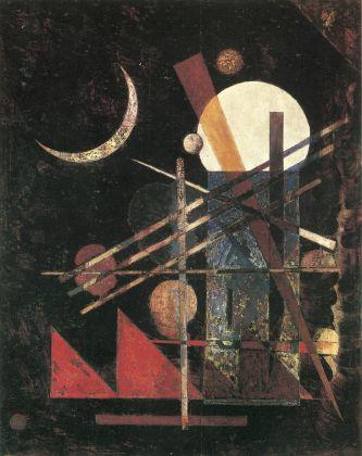 Wassily Kandinsky, Sichel (Falce), 1926