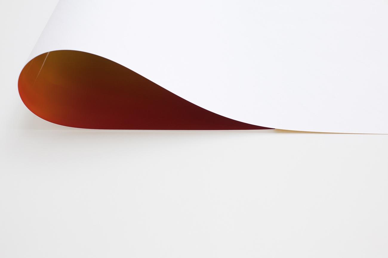 Wolfgang Tillmans, Paper Drop (Reversed II), 2011. Courtesy Galerie Buchholz, BerlinCologne, Maureen Paley, London, David Zwirner, New York