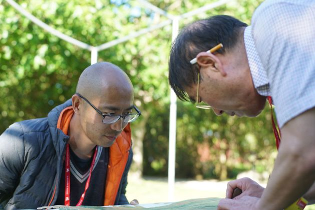 Wu Jlanan e Wang Tianwen