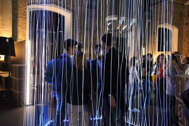 Yannis Kranidiotis, 9 Months Rebirth. Media Art Festival, Maxxi, Roma 2017