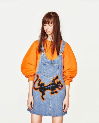 Yimeisgreat, capsule collection Zara