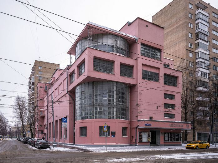 Circolo operaio Zuev di Il'ja Aleksandrovič Golosov (1929)