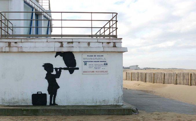 Calais, Francia - 2016