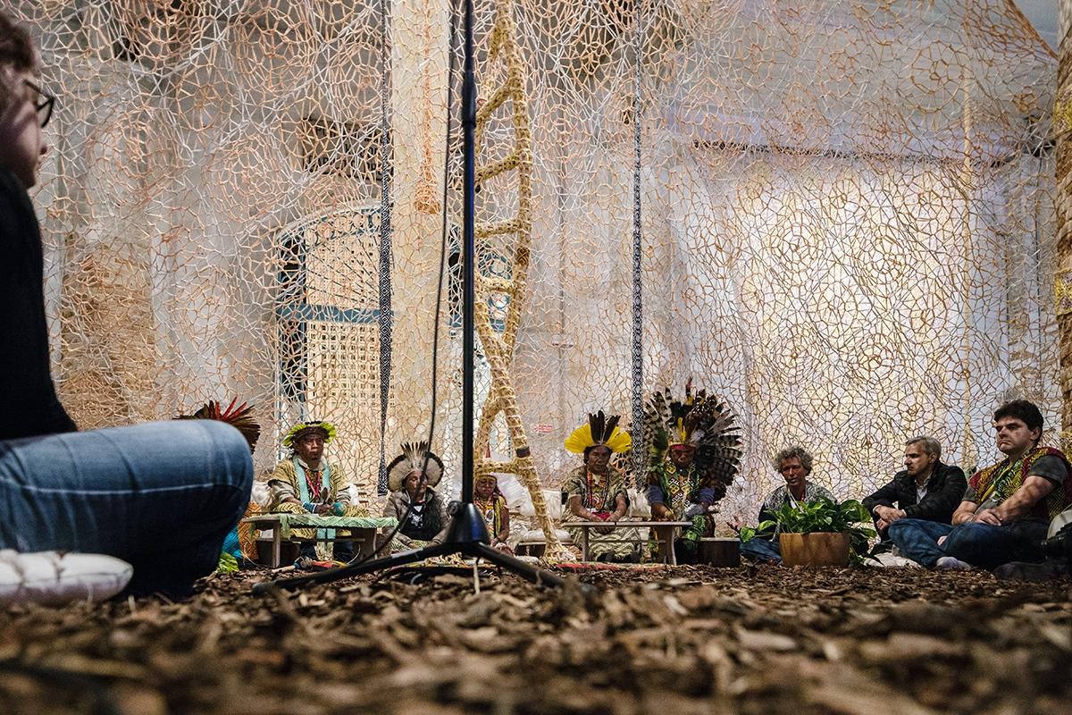 57. Esposizione Internazionale d'Arte, Venezia 2017, Ernesto Neto, photo credit altrospaziophotography.com
