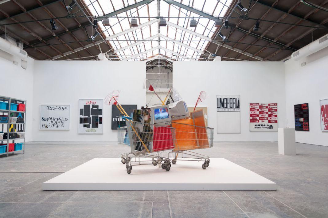 57. Biennale di Venezia, Giardini, Raymond Hains, ph. Irene Fanizza