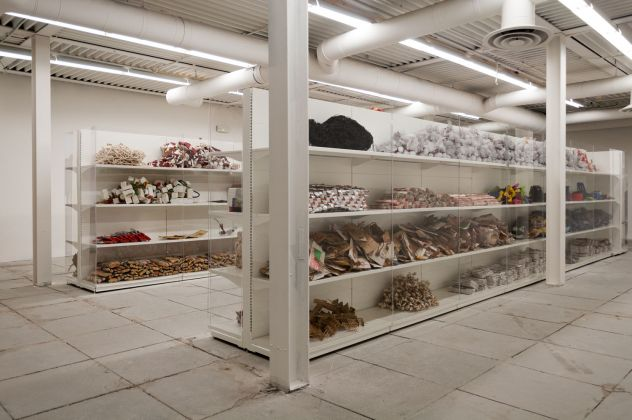 57. Biennale di Venezia, Giardini , Hassan Sharif, ph. Irene Fanizza