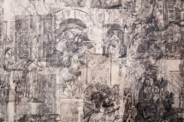 57. Biennale di Venezia, Giardini , Ciprian Muresan, ph. Irene Fanizza