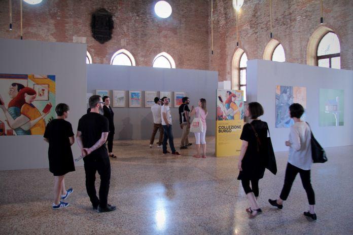 Illustri Festival, exhibition view
