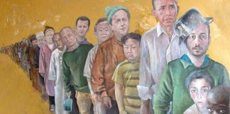 Abdalla Al Omari, The Vulnerability Series, Ayyam Gallery Dubai