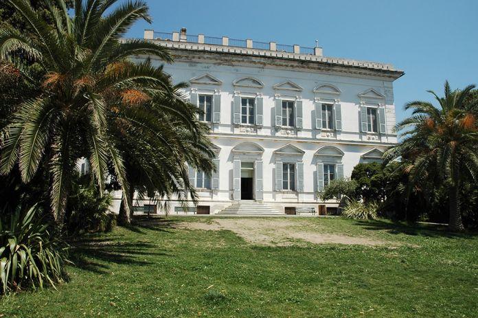 Villa Croce, Genova