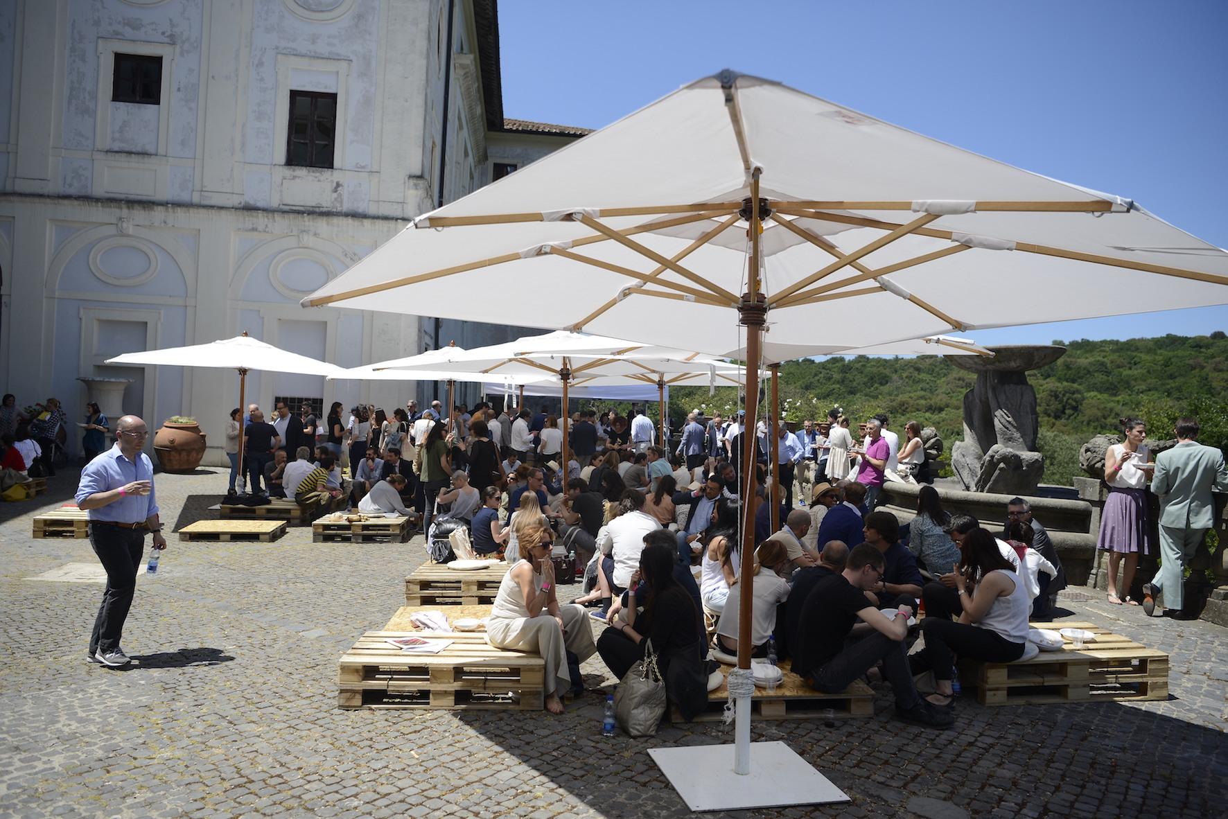 Il pubblico di Granpalazzo 2017. Photo Giorgio Benni