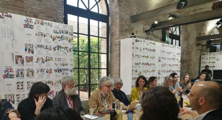Nancy Shaver, Tavola Aperta, Biennale Arte 2017, Venezia