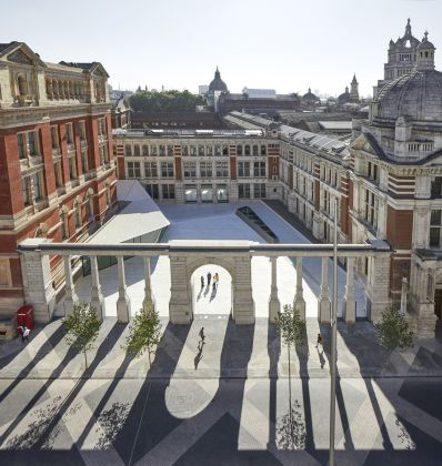 V&A Exhibition Road Quarter, designed by AL_A ©Hufton+Crow