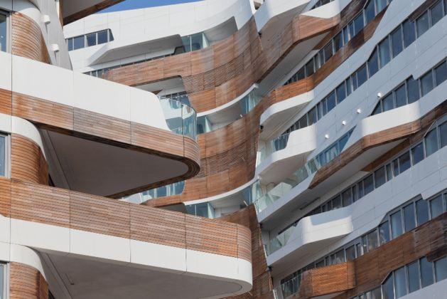 Zaha Hadid City Life, Milano 2014 courtesy Zaha Hadid Architects